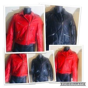 Leather Jacket Lot